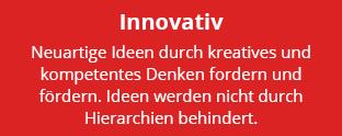 Softplant Unternehmenswerte - innovativ