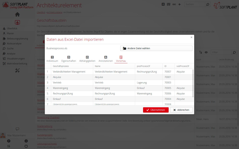 LEP-Feature: Anbindung von Datenquellen